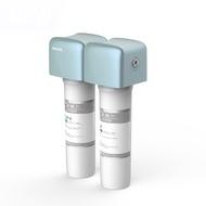 免運 飛利浦PHILIPS【送CBPA濾心(WP3976)】CBPA+UF三重濾淨櫥下型超濾淨水器 WP4141