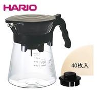 【日本 HARIO】VDI-02耐熱咖啡沖泡壺(700ml)- 附02濾紙40入