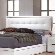 【台南】波爾卡5尺床頭片(不含床底床墊)