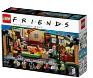 LEGO 樂高 Ideas Central Park Friends 21319 創意非鏡頭中央公園(平行進口貨品)