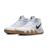 Nike Kyrie Irving 4 Uncle Drew White Gum Perfect Kick
