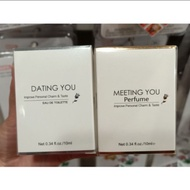 miniso代購 DATING YOU MEETING YOU 相見香水 相遇香水
