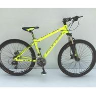 Bike.27.5 Inci Alloy MTB SHIMANO 24speed