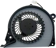 DREZUR CPU Cooling Fan Compatible for Dell Inspiron 15 7577 7588 G7-7577 G7-7588 Series Laptop (Not GPU Fan)