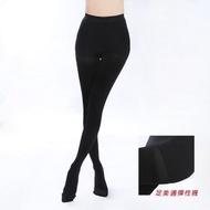 【買一送一足美適彈性襪】重壓420DEN西德棉機能褲襪一組兩雙(壓力襪/顯瘦腿襪/醫療襪/防靜脈曲張襪)