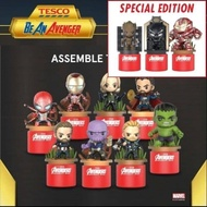 Tesco Avengers Action Figures