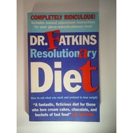 Dr. Fatkins Resolutionary Diet | BOOKSALE |