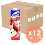 FONTANA - [原箱] 蘋果汁 - 1公升 x 12