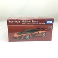 【Fun心玩】TM13186 麗嬰 日本 TOMICA 多美小汽車 PREMIUM 黑盒14 麥拉倫 SENNA 初回