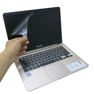 【Ezstick】ASUS VivoBook S406 S406UA 靜電式筆電LCD液晶螢幕貼(可選鏡面或霧面)