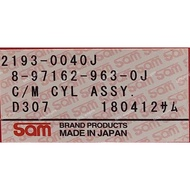 100% SAM Japan Clutch Pump - 8-97162-963-0J - Hicom 4.3 ( TOP )