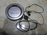 SONY PORTABLE CD PLAYER D-E666