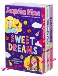 Jacqueline Wilson Collection: Sweet Dreams - 3 Books (หนังสือ ภาษาอังกฤษ English Books)