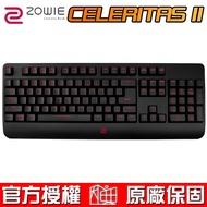 ZOWIE 卓威 CELERITAS II 機械式鍵盤 電競比賽專用 光軸