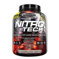 肌肉科技 - Nitrotech 乳清蛋白粉(奶油曲奇)