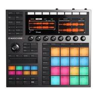 NI Maschine + Plus electric pad MIDI controller DJ orchestration drum machine synthesizer computer-f