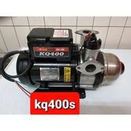 KQ400S,(九成新)木川家用穩壓加壓馬達 , 1/2馬力 110/220伏特電壓。
