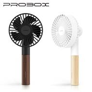 【滿額結帳折$200】PROBOX UDDO 櫸木手持風扇 H03 (附底座) 台灣製