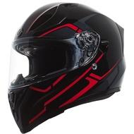 【極度風速】TORC T15 RUSH RED 頭槌帽 亮光 街跑車 全罩 安全帽 內遮陽片