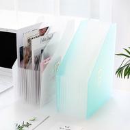 stapro 簡約 可立式風琴包 多層大容量收納包 資料包 文件夾 12入