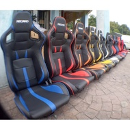 Recaro Sport Seat Universal Car Racing Seats adjustable Semi Pair Waja Wira Persona Gen2 Honda Civic FD FB