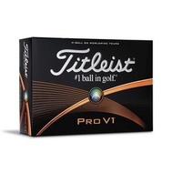 Titleist Pro V1 三層球