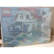 ||卡在門中間|| LEGO 5771 絕版 山丘別墅  CREATOR