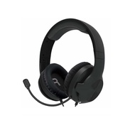 [預購商品] HORI PS4-152 PS4 遊戲耳機麥克風 【標準型】黑色 耳麥 9月發售預定