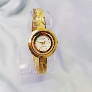 NEW WATCH For women. Gold color. Citizens brand