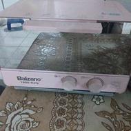 【義大利Balzano百佳諾】11公升 蒸氣烤箱 BZ-OV600