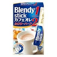 味之素AGF  Blendy AGF Blendy拌勻咖啡熱量的一半10袋5233件