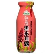 [統一生機] 紅藜黑木耳露(箱) ,200ml x24瓶