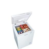 FB分享送吸塵器★一預購一Panasonic國際牌【NR-FC100-W】100L直立式冷凍櫃《門市第4件8折優惠》