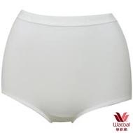 【華歌爾】伴蒂-S型 高腰M-LL機能內褲盒裝2件組(純淨白)