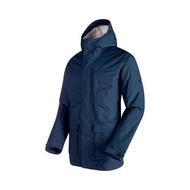 [Mammut] (男) Trovat Advanced SO Hooded Jacket 防水保暖PLMF纖維外套 海洋藍 (M3322020-5118)