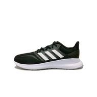 adidas RUNFALCON 女生 黑色 輕量 透氣 緩震 慢跑鞋 F36218