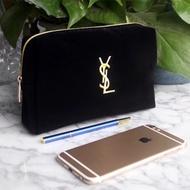 YSL聖羅蘭香港專櫃VIP滿額禮贈品包/化妝包