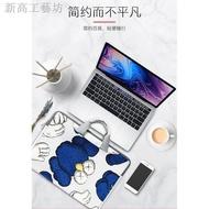 珍品☋✌✵手提電腦包女 蘋果macbook聯想15.6華為14寸matebook13E筆記本air