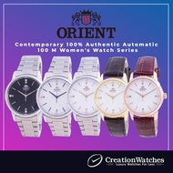 Orient Contemporary 100% Authentic Automatic 100M Women's Watch Series