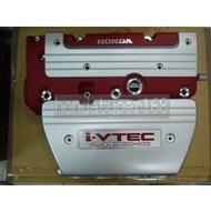 【翔浜車業】HONDA 本田(純正)K20 K24 紅字i-VTEC 歧管上護蓋/引擎上飾蓋(CRV3.C8,.A7.8)