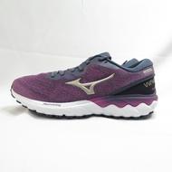 Mizuno WAVE SKYRISE 2 女款 慢跑鞋 緩衝 避震 J1GD210942 紫【iSport 愛運動】
