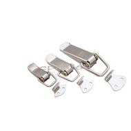 KDS不銹鋼304#白鐵箱扣 門閂 工具箱扣 箱扣鎖 扣環 航空箱 機車箱 木箱 鐵箱 展覽箱