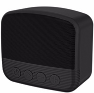 Bluetooth V5.0 Portable Speaker Wireless Handsfree Usb Tf Aux - Black