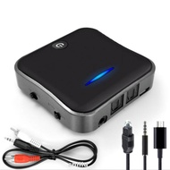 APTX HD Audio Black Portable USB 5.0 Wireless CSR8675 Universal Bluetooth Transmitter