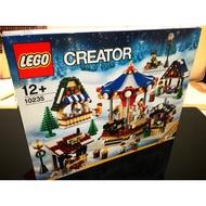 Lego 10235 Winter Village Market 全新