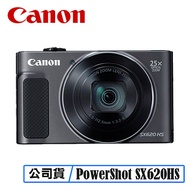 CANON PowerShot SX620HS 數位相機 SX 620 HS 台灣代理商公司貨黑色