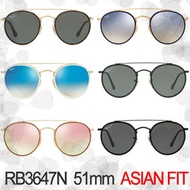 [EYELAB] RayBan RB3647N Asian Fit Designer Glasses frames/Sunglass/Free delivery/100% Authentic/UV p