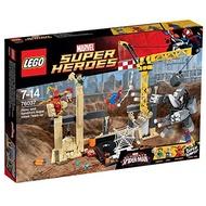 LEGO 樂高 76037  蜘蛛俠大戰犀牛怪 超級英雄系列 下單前請先詢問