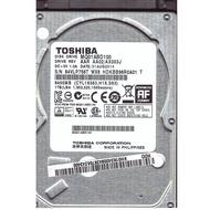 TOSHIBA 1TB 2.5吋 9.5mm 5400RPM MQ01ABD100 (二手良品)