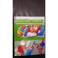 美國小學教科書Reading street 精裝本 2.1